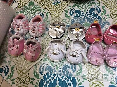 build a bear shoes lot, Sneakers, Boots, Ruby Shoes