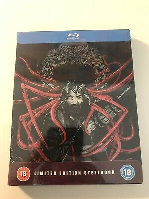 The Thing (Blu-ray Steelbook) LIMITED EDITION UK EXCLUSIVE BRAND NEW