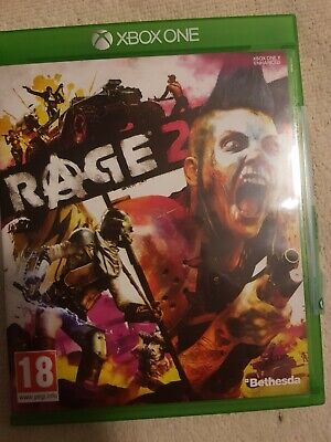 Rage 2 Xbox One Game Boxed