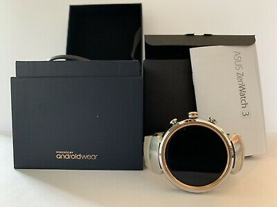 Asus ZenWatch 3 - Smart watch - Used