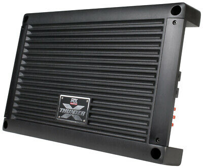 XTHUNDER1500.1 1500W RMS 1 Canale Full Range Classe D Amplificatore By Mtx Audio