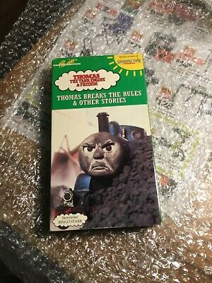 Thomas The Tank Engine & Friends- Ringo Starr - 1989 - Not Tested See Pics