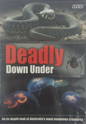 Deadly Down Under (DVD) - **DISC ONLY**