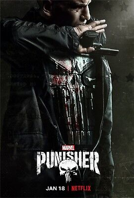The Punisher poster (c) - 11 x 17 inches - Jon Bernthal