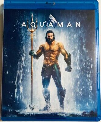 Aquaman (2018) - Blu-ray - Like New