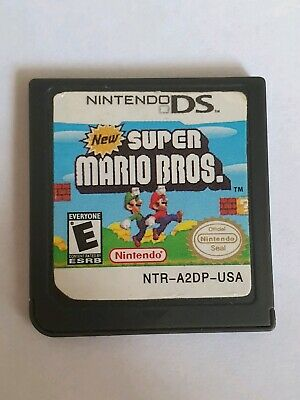 New Super Mario Bros. Game *Cartridge Only* Nintendo DS FREE POST
