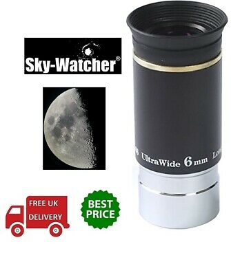 Sky-Watcher UltraWide 6mm Eyepiece 20615 (UK Stock)