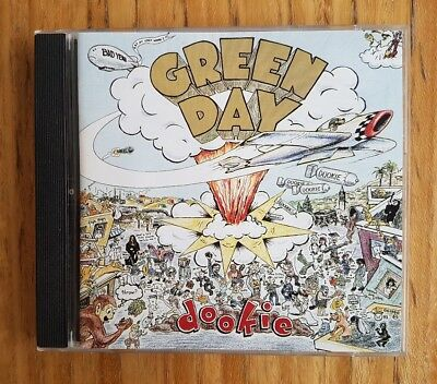 GREEN DAY - Dookie CD 1994