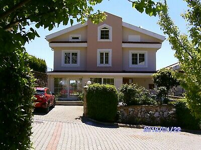 Turkey Marmaris  Detached new house  Sea view   Gated  comunity own pool 5 beds