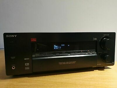 Sony STR-DB780 AV Receiver Amplifier QS Series NO Remote Fully working condition