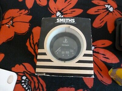 NEW in Box  smiths Temp temperature gauge A-TE04 RETRO Vintage classic car