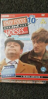 Only fools and horses dvd collection, Disc 10, Christmas Speical 1985. Hull and