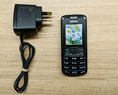 Nokia 3110c Classic (RM-237) Vintage Mobile Phone w/ Battery and Charger