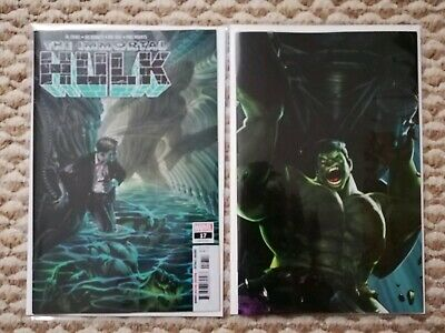 The Immortal Hulk #17A & B Nm