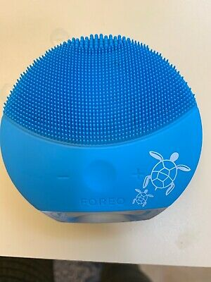 FOREO Luna Mini 2 Face Facial Skin Care Wash Cleansing Brush Device Beauty
