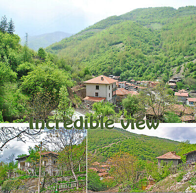 Monthly pay Charming Remote House Bulgarian Property National Park Bulgaria sale