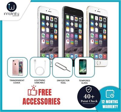 Apple iPhone 6 - 16GB Unlocked SIM Free Smartphone Various Colours - No touch ID