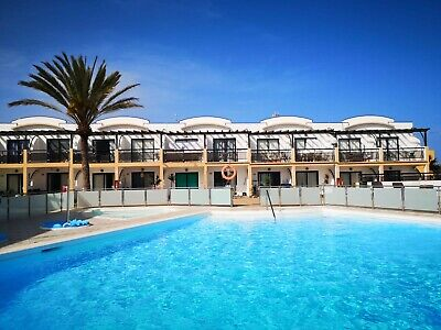 HOLIDAY APARTMENT FUERTEVENTURA up to 4 people  any 7 nights oct nov