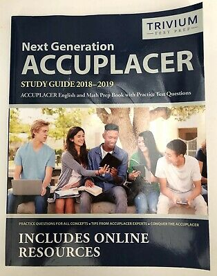 NEXT GENERATION ACCUPLACER Study Guide: Test Prep and