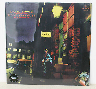 David Bowie The Rise & Fall Of Ziggy Stardust & The Spiders From Mars LP (2016)