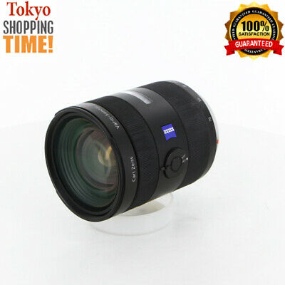 Sony Carl Zeiss Vario-Sonnar T* 24-70mm F/2.8 ZA SSM Lens from Japan