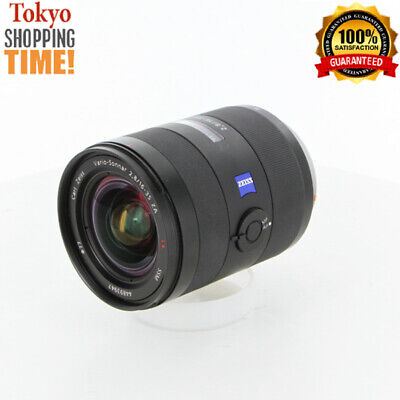 Sony Carl Zeiss Vario-Sonnar T* 16-35mm F/2.8 ZA SSM Lens from Japan