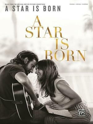 A Star Is Born: Music From The Motion Picture Soundtrack - Piano, Vocal, Guitar