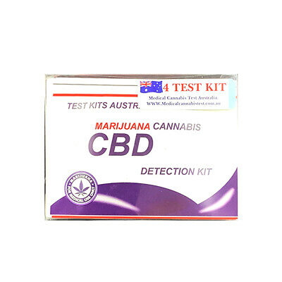 CB Scientific Test4Kit THC/CBD Testing Kit Combo - (3 x THC + 3 x CBD)