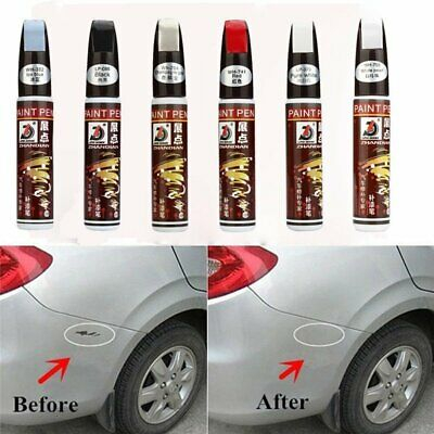 DIY Car Clear Scratch Remover Touch Up Pens Auto Paint Repair Pen Brush New US
