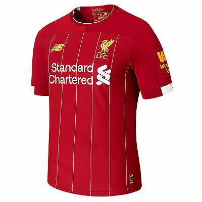 New Balance Official Mens Liverpool FC Home Elite Football Shirt Jersey 2019-20