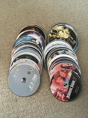 Huge Lot Of Dvds Discs Only Grab A Bargain