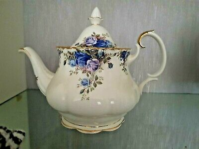 Royal Albert Moonlight Rose Large Teapot (6 Cup)
