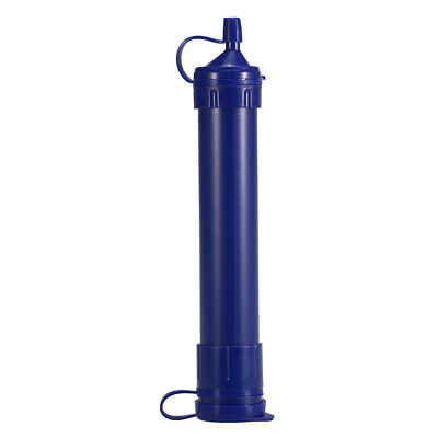 Outdoor Camping Water Filter Straw Water Filtration System for Emergency D2B6