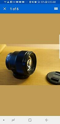Sony SEL 85mm f/1.8 FE Lens in Very Good condition