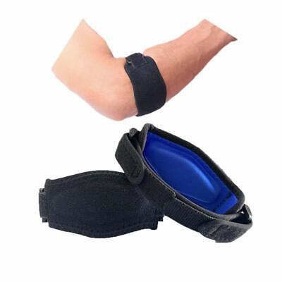 [2 Pack] Tennis Elbow Brace Strap Tendonitis Golfers Tennis Relief Support Band