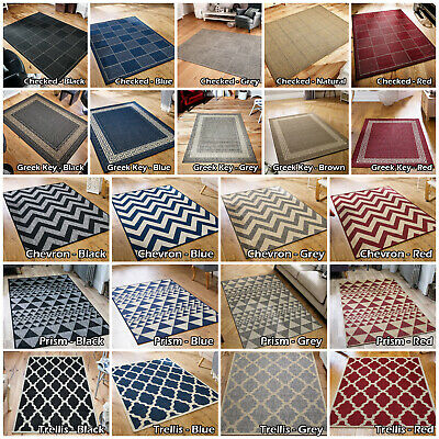 Modern New Kitchen Dinning Anti Slip Flat Sale Large Runner Rug Mat Free Exp P&P