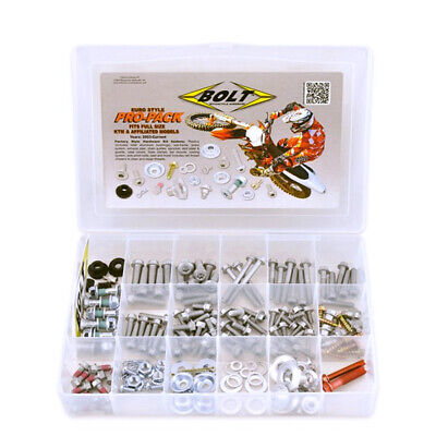 Bolt Pro Pack Bolt Kit Husqvarna