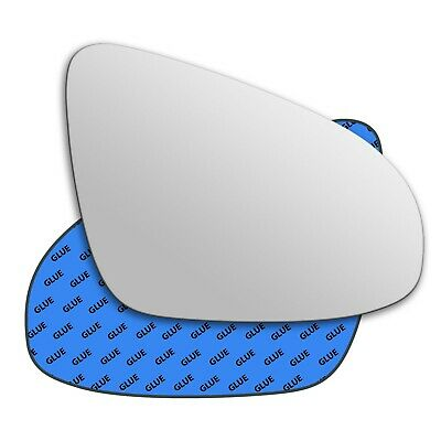 Hightecpl 320RS Right Driver Side Convex Door Wing Mirror Glass