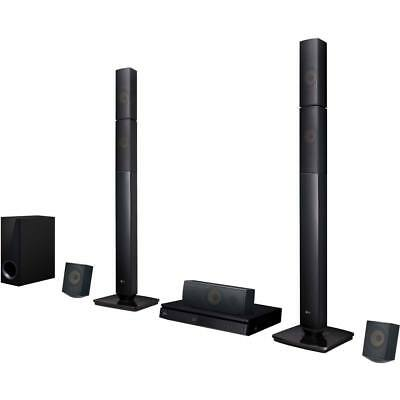LG LHB645N 1000W 5.1ch Blu- Ray Home Cinema System #B