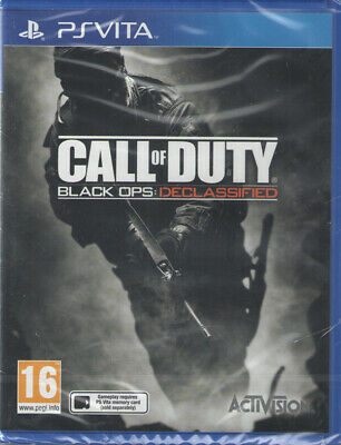 Call of Duty: Black Ops Declassified (PlayStation PS Vita)