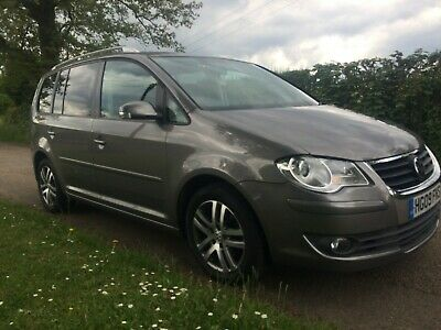Vw Touran Se Tdi 7 Seater*1 Owner From New*Fantastic Condition* Good History*