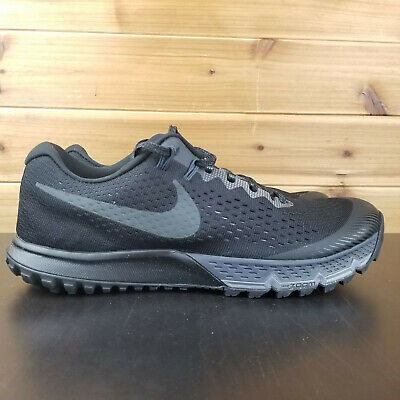 new style 78307 6b936 Nike Air Zoom Terra Kiger 4 IV Black Men Trail Running Shoes Sneakers  880563-010