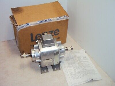 Lenze 14.800.10.11.1 Electromagnetic Clutch Brake 24VDC 22 Lb-ft Torque
