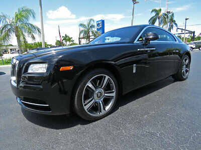 """2014 Rolls-Royce Wraith 2dr Coupe 2014 Rolls Royce WRAITH ! """"STUNNING IN SIDE AND OUT"""" JUST SERVICED"""