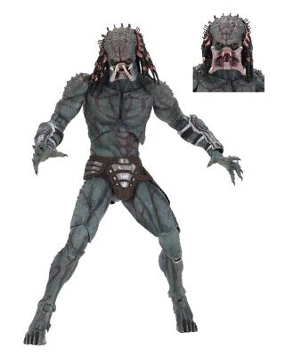 NECA Predator Deluxe Armored Assassin 2018 12'' Scale Moving Action Figure NEW