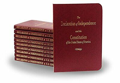 Declaration of Independence & Constitution of the United States Pocket Edition