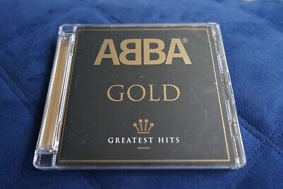 """ABBA Gold """"Greatest Hits"""" Edition"""