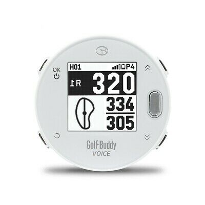 NEW Golf Buddy Voice X Golf GPS GolfBuddy Audio Distance - Choose Color!