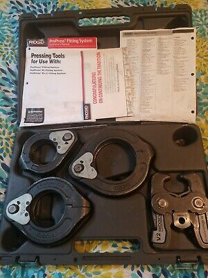 Ridgid Propress Xl-C Ring Kit For Ridgid Rp 340 Ridgid Rp 330 Ridgid Rp 320
