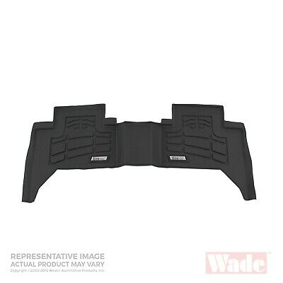 Westin 72-112038 Wade Sure-Fit Floor Liner Fits Ford 99-10 F-550 F-450 F-350